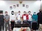 RTH Pemda Lutim Dapat Dukungan Dari CLM dan Aneka Gas