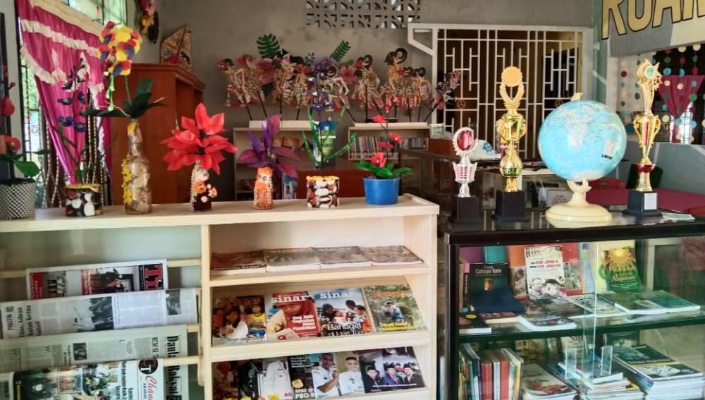 Perpustakaan Desa Kanawatu