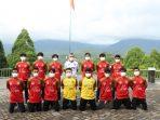Para pemain Futsal Luwu Timur