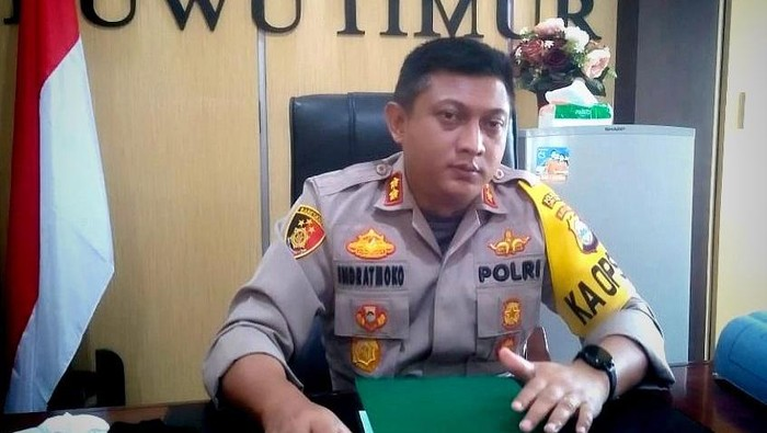 Polisi Tangkap Penjual BBMr