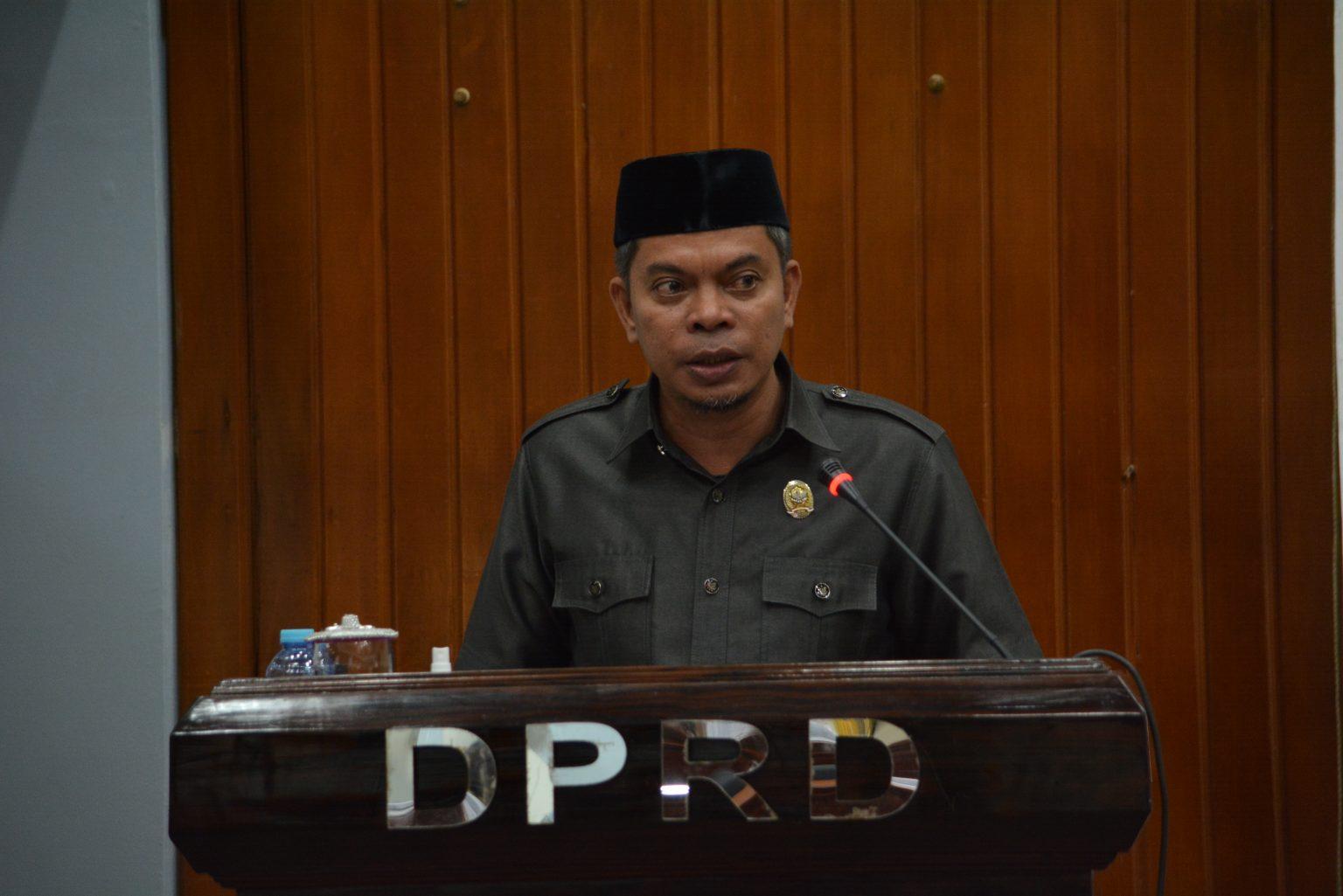 Fraksi Golkar Berharap Program Pemerintah Dapat Optimalisasi PAD
