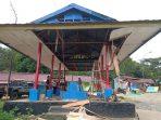Halte Bus di Terminal Lama Malili Dibongkar Oleh Dishub