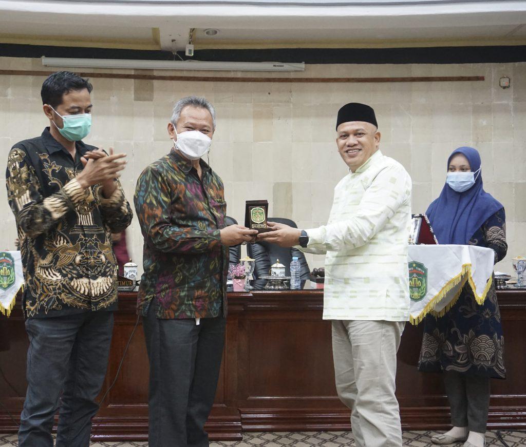 Anggota DPRD Sigi Kunker ke Luwu Timur