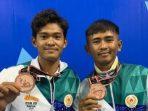 Dua Putra Asal Lutim Dapat Medali di PON XX 2021