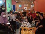 Silaturahim Dengan Wartawan, Kasat Lantas : Kemitraan Itu Penting