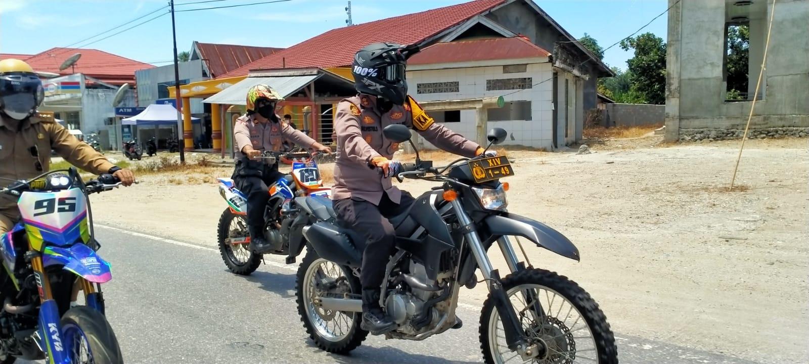 Jelang Pilkades, Polisi dan TNI Pantau Kamtibmas