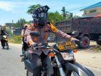 Video : Patroli Kamtibmas Polres Luwu Timur jelang Pilkades