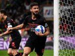 Bekuk Hellas Verona, AC Milan Pimpim Klasemen Serie A