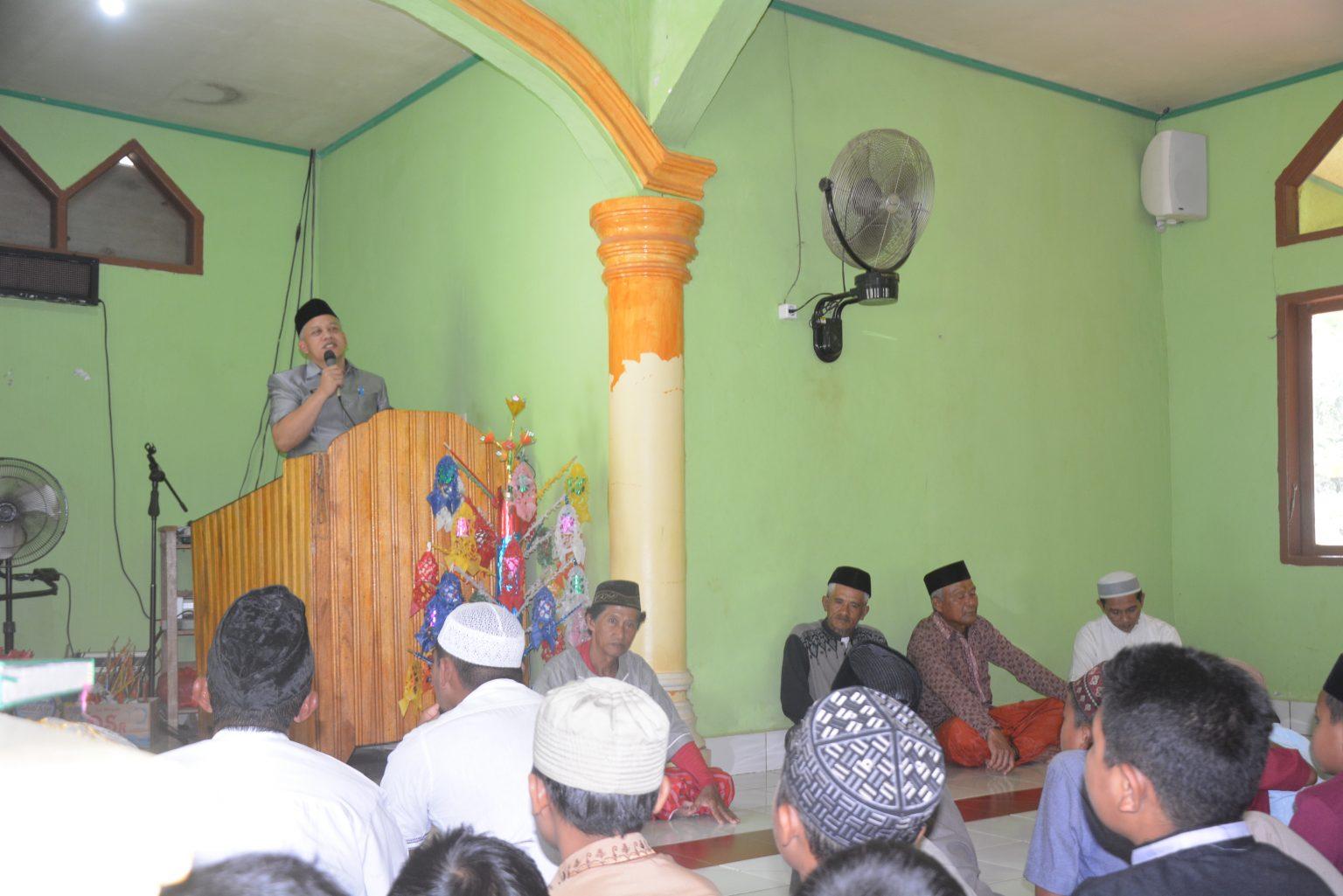 Usman Sadik : Maulid Nabi Muhammad Moment Istimewa